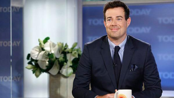 Carson Daly appears on NBCs Today show on June 24, 2013. - Provided courtesy of Peter Kramer / NBC