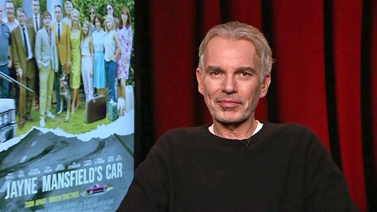Billy Bob Thornton appears in an interview with OTRC.com on Sept. 11, 2013.