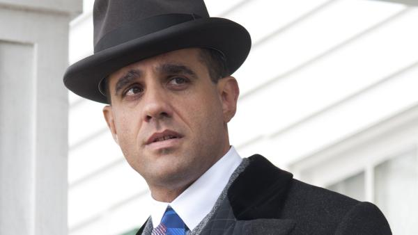 Bobby Cannavale appears in a scene from season 3 of the HBO drama series Boardwalk Empire. - Provided courtesy of HBO / Macall B. Polay