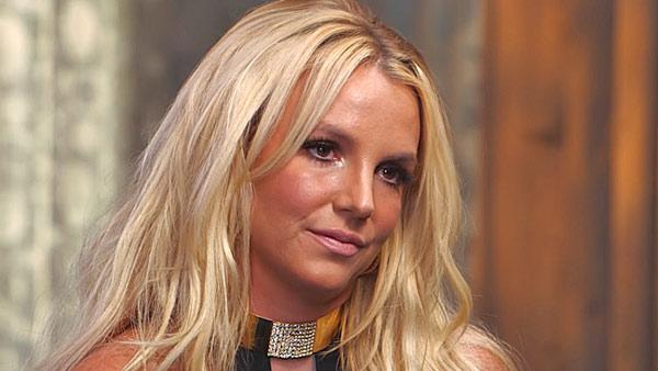 Britney Spears appears on Good Morning America to announce her Las Vegas residency on Sept. 17, 2013. - Provided courtesy of ABC News