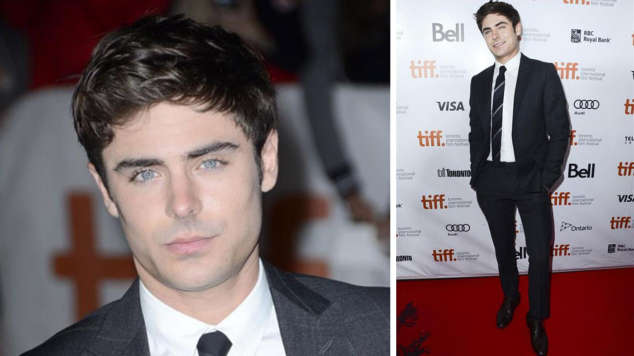 Zac Efron attends the premiere of Parkland at the 2013 Toronto International Film Festival on Sept. 6, 2013.