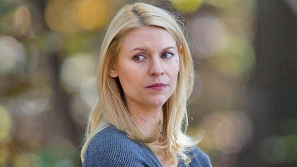 Claire Danes appears in a scene from Homeland Season 2, Episode 12, which aired on Dec. 16, 2012. - Provided courtesy of Kent Smith/SHOWTIME