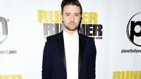 Justin Timberlake appears at the Las Vegas premiere of Runner, Runner. - Provided courtesy of Dave Proctor / startraksphoto.com