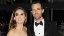 Natalie Portman and husband Benjamin Millepied attend the New York City Ballet 2013 Fall Gala at the David H. Koch Theater at Lincoln Center in New York on Sept. 19, 2013. - Provided courtesy of Humberto Carreno / Startraksphotos.com