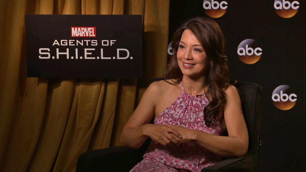 Actress Ming Na talks to OTRC.com about Marvel Agents of S.H.I.E.L.D.