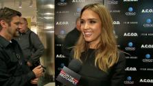 Jessica Alba appears at the premiere of A.C.O.D. on Sept. 26, 2013. - Provided courtesy of none / OTRC