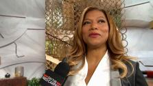 Queen Latifah talked to OTRC.com about her new daytime talk show. - Provided courtesy of none / OTRC
