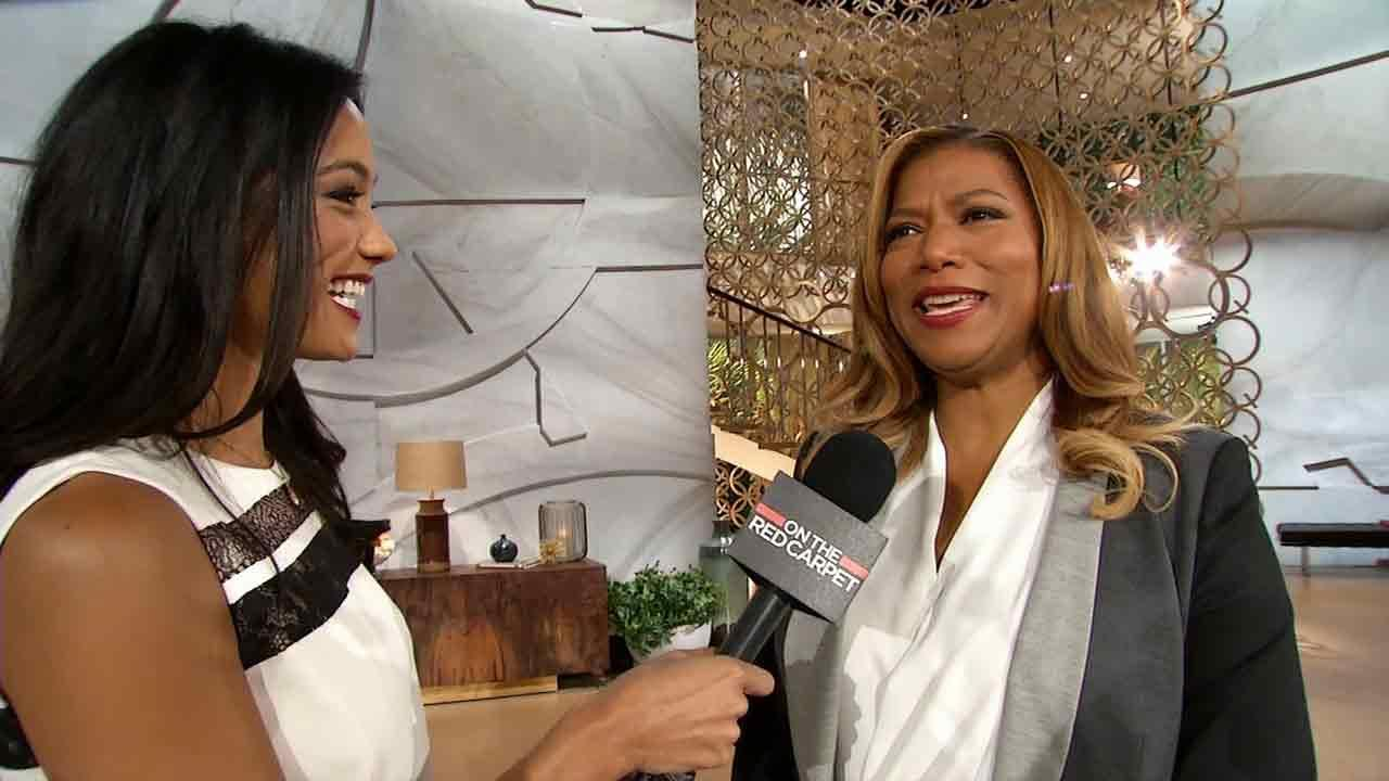 Queen Latifah talked to OTRC.com about her new daytime talk show.