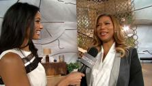 Queen Latifah talked to OTRC.com about her new daytime talk show. - Provided courtesy of OTRC