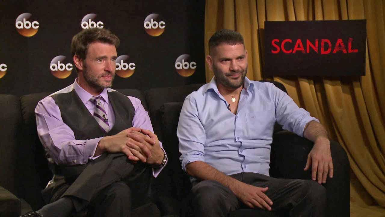 Scandal stars Scott Foley and Guillermo Diaz spoke to OTRC.com about season 3 of the hit ABC series.