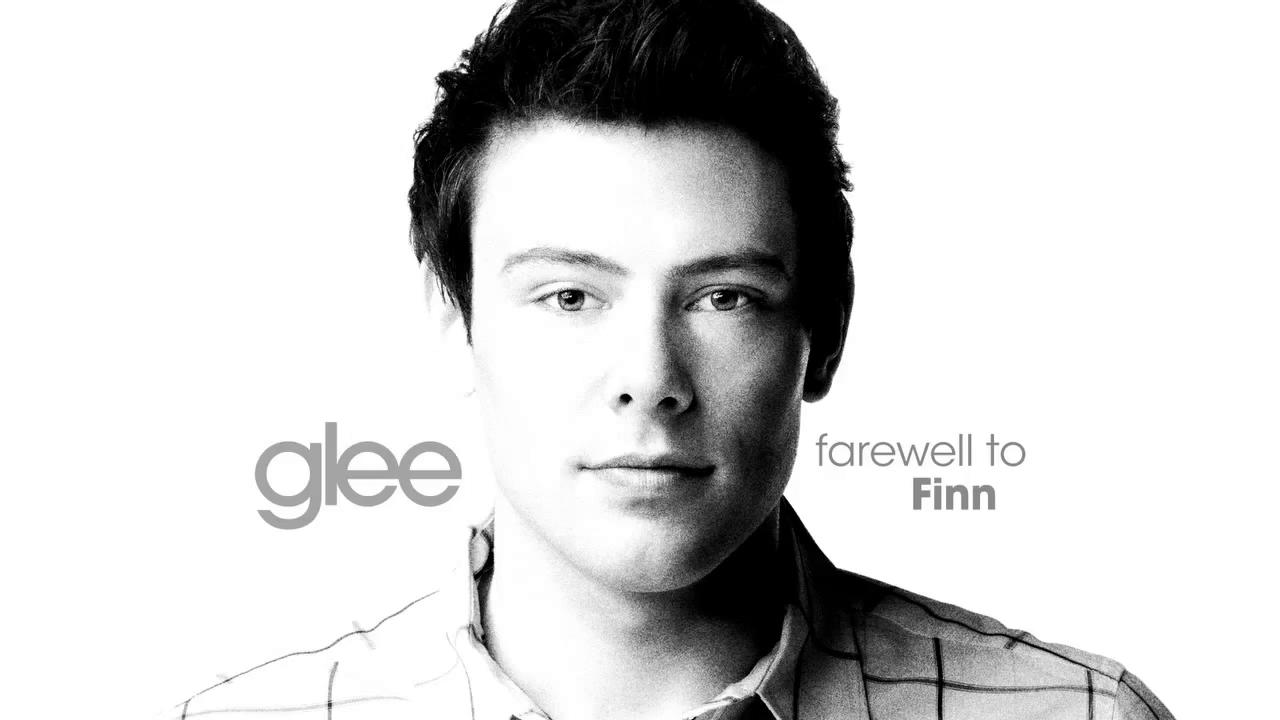 The late Cory Monteith is seen in a promo video for his Oct. 10, 2013 memorial episode on the FOX show Glee.