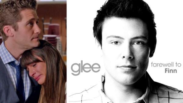 Lea Michele, Matthew Morrison and Cory Monteith are seen in a promo video for Monteiths Oct. 10, 2013. memorial episode on the FOX show Glee. - Provided courtesy of FOX
