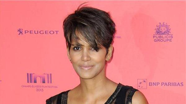 Halle Berry appears at the Toiles Enchantees Party in Publicis Cinema During the 2013 Champs Elysees Film Festival on June 13, 2013. - Provided courtesy of Alban Wyters/Abaca/startraksphoto.com