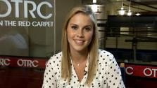 Claire Holt, who plays Rebekah on the CW series The Originals, talks about the Vampire Diaries spinoff series in an interview with OTRC.com on Oct. 8, 2013. - Provided courtesy of OTRC