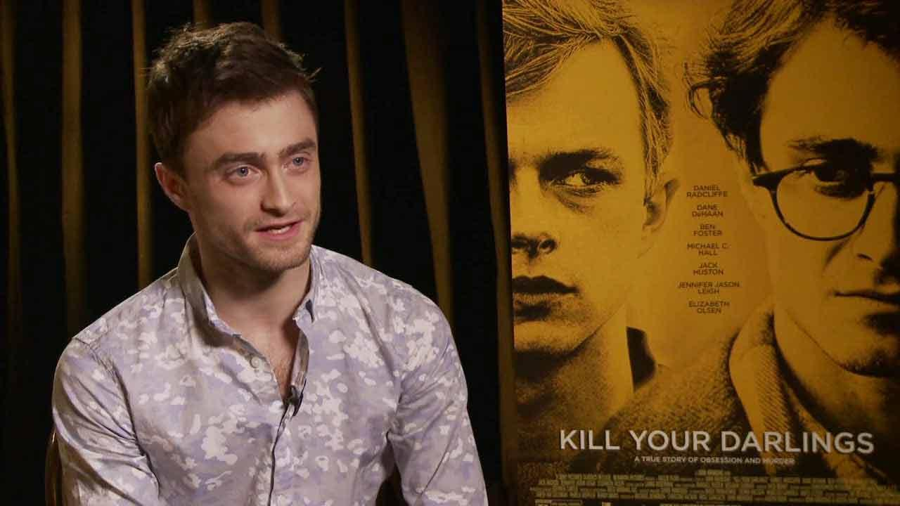 Daniel Radcliffe spoke to OTRC.com about his new film Kill Your Darlings (October 2013).