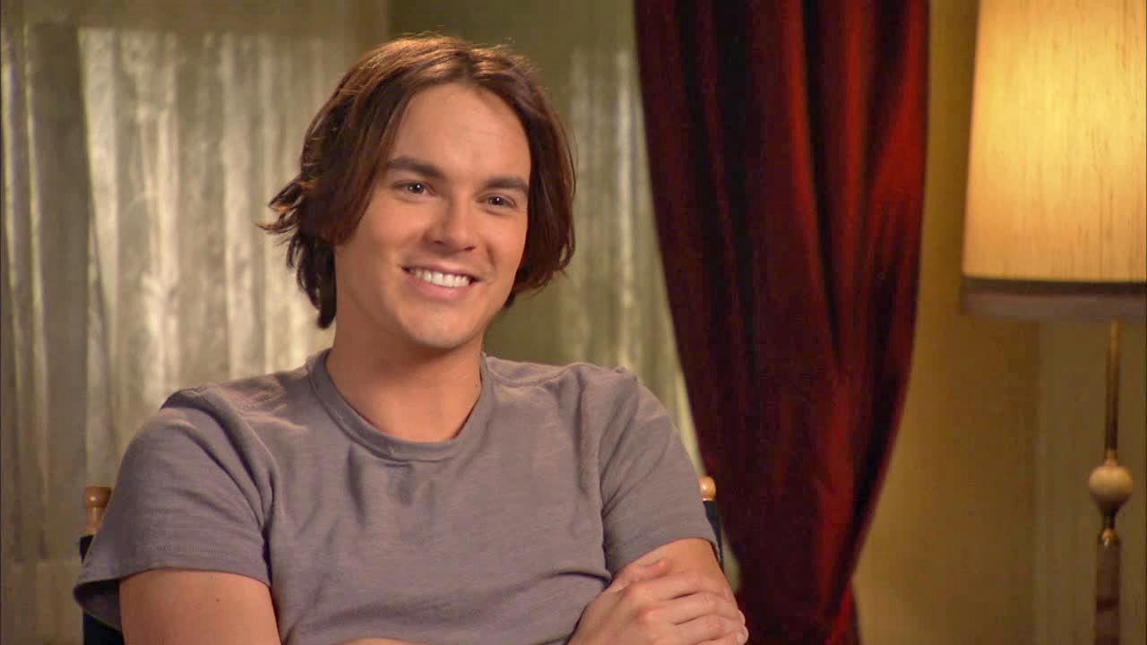 Tyler Blackburn talked to OTRC.com about Ravenswood on Sept. 16, 2013.