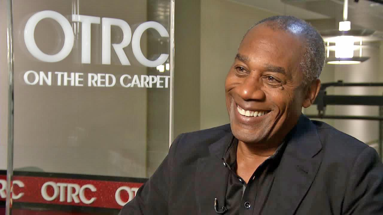 Joe Morton appears in an interview with OTRC.com on Oct. 15, 2013.