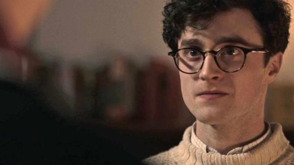 Daniel Radcliffe appears in Kill Your Darlings.