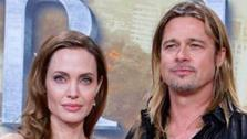 Brad Pitt and Angelina Jolie appear at the Berlin premiere of World War Z on June 4, 2013. - Provided courtesy of James Coldrey / startraksphoto.com
