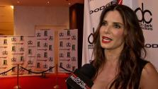 Sandra Bullock spoke to OTRC.com at the 17th annual Hollywood Film Awards on Oct. 21, 2013. - Provided courtesy of OTRC