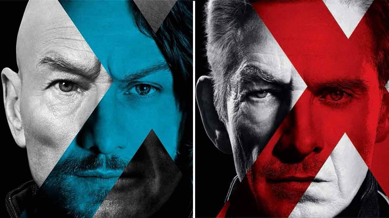 Official posters for the 2014 film X-Men: Days of Future Past, posted on the films official Instagram page on Oct. 23, 2013.
