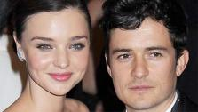 Miranda Kerr and Orlando Bloom attend the Alexander McQueen - Savage Beauty Costume Institute Gala at the Metropolitan Museum Of Art in New York on May 2, 2011. - Provided courtesy of OTRC / RPT / Startraksphoto.com