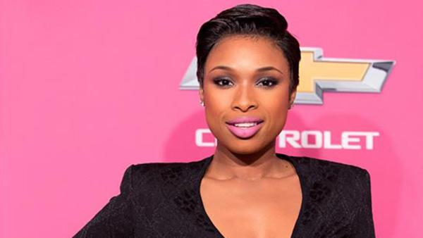 Jennifer Hudson debuts a short hairstyle at BETs 2013 Black Girls Rock event in New York on Oct. 26, 2013. - Provided courtesy of Marcus Owen / Startraksphoto.com