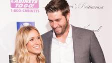 Kristin Cavallari and Jay Cutler appear at a Dancing With The Stars charity event to benefit the Bridges Academy in St. Charles, hosted by Jenny McCarthy, in St. Charles, Illinois on Aug. 24, 2013. - Provided courtesy of Sharon Gaietto / Startraksphoto.com