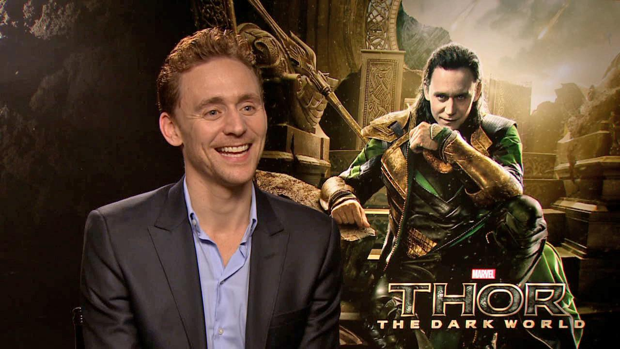 Tom Hiddleston talks to OTRC.com about Thor: The Dark World and his acting career in an October 2013 interview in London.