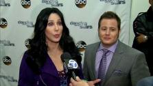 Cher and Chaz Bono talked to OTRC.com after week 8 on Dancing With The Stars on Nov. 4, 2013. - Provided courtesy of OTRC