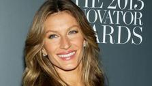 Gisele Bundchen appears at WSJ Magazines 2013 Innovator Awards