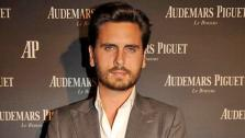 Scott Disick appears at Audemars Piguet presents the Royal Oak Offshore LeBron James Limited Edition event in Miami on Sept. 27, 2013. - Provided courtesy of Seth Browarnik/startraksphoto.com