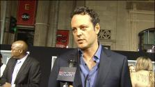 Vince Vaughn appears at the Los Angeles premiere of Delivery Man (November 2013). - Provided courtesy of none / OTRC