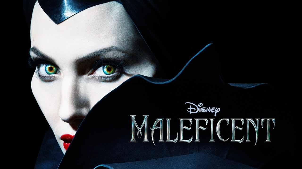 Angelina Jolie appears as the title character in an official poster for Disneys Maleficent, which is set for release on May 30, 2014. <span class=meta>(Walt Disney Studios)</span>