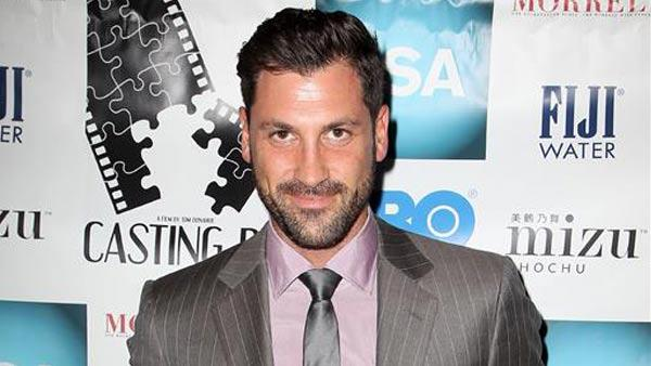 Maksim Chmerkovskiy appears at the CASTING BY New York Screening After Party at Gramercy Park Hotel on July 29, 2013. - Provided courtesy of Amanda Schwab/Startraksphoto.com