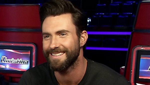 Adam Levine talks to OTRC.com about season 5 of NBCs The Voice, which premiered on Sept. 23, 2013. - Provided courtesy of OTRC