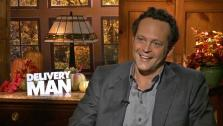 Vince Vaughn talks to OTRC.com about his new film Delivery Man (November 2013). - Provided courtesy of none / OTRC.com