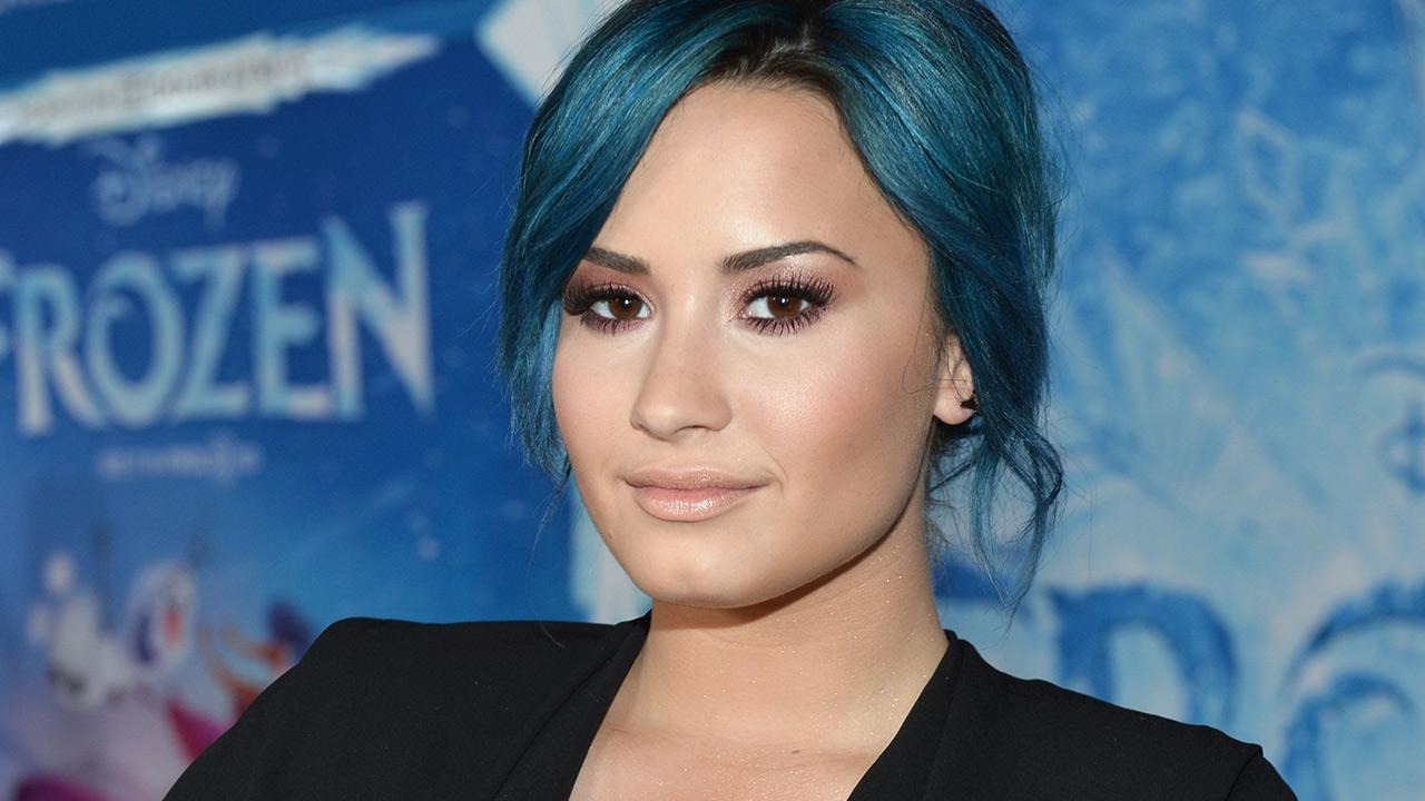 Singer Demi Lovato attends the premiere of Disneys Frozen at the El Capitan Theatre in Los Angeles on Nov. 19, 2013. Her song, Let It Go, is featured on the movies soundtrack.
