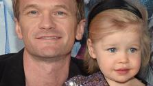 Neil Patrick Harris and daughter Harper attend the premiere of Disneys Frozen at the El Capitan Theatre in Los Angeles on Nov. 19, 2013. - Provided courtesy of Alberto E. Rodriguez / WireImage for Walt Disney Studios