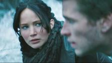 Jennifer Lawrence appears in a scene from the 2013 film The Hunger Games: Catching Fire. - Provided courtesy of none / Lionsgate