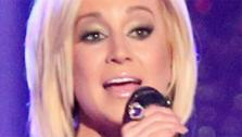 Kellie Pickler performs her hit song Little Bit Gypsy on Dancing With The Starsweek 11, the pre-finale of season 17, on Nov. 25, 2013. Pickler won season 16. - Provided courtesy of ABC Photo / Adam Taylor