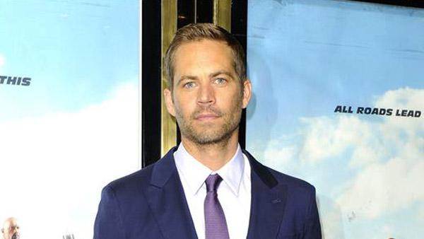 Paul Walker attends the premiere of Fast and Furious 6 in London on May 7, 2013. - Provided courtesy of Richard Young / Startraksphoto.com
