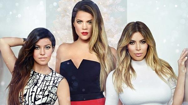 Kim Kardashian, Khloe Kardashian Odom and Kourtney Kardashian which was posted on Nov. 22, 2013. - Provided courtesy of Brian Bowen Smith/E! Entertainment