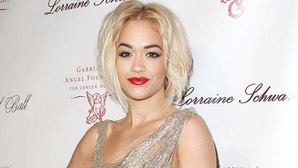 Rita Ora appeares at Gabrielles Angel Foundations Angel Ball 2013 on Oct. 29, 2013. - Provided courtesy of Kristina Bumphrey/Startraksphoto.com