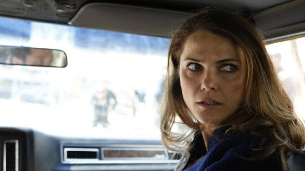 Keri Russell appears in a scene from The Americans.