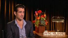 Colin Farrell talks to OTRC.com about his role in Saving Mr. Banks. - Provided courtesy of OTRC.com