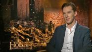 Benedict Cumberbatch on childhood 'Hobbit' memory