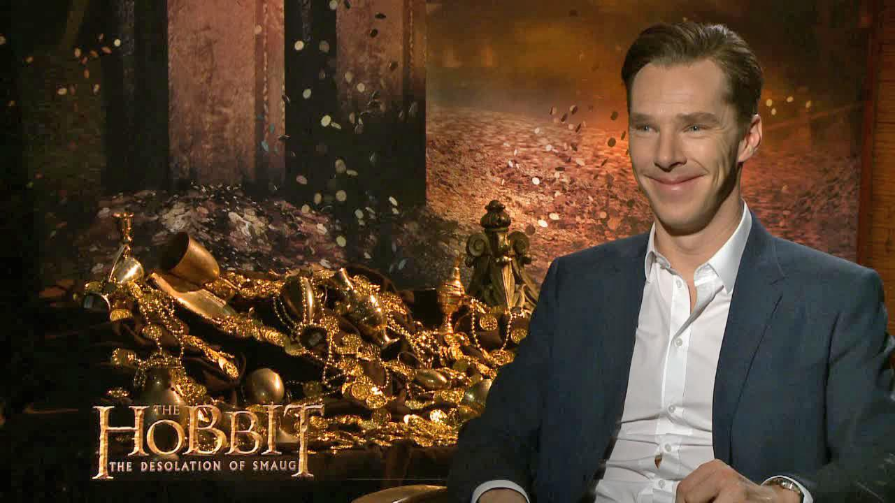 Benedict Cumberbatch talked to OTRC.com on Dec. 2, 2013.
