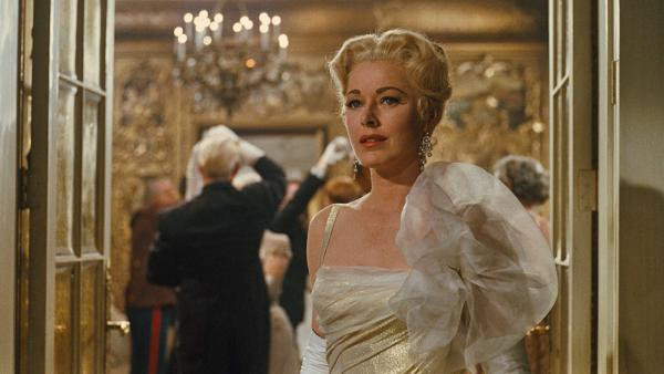 Eleanor Parker appears as the baroness in the 1965 movie 'The Sound of Music.'