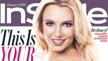 Britney Spears appears on the January 2014 issue of InStyle Magazine. - Provided courtesy of Michelangelo Di Battista / InStyle Magazine